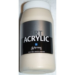 Art acrylic 500 ml Buff Titanium