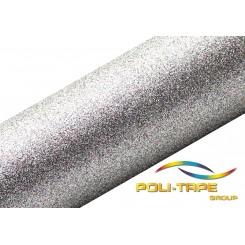 Heat vinyl Glitter multicolor A4