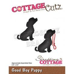 Good Boy Puppy dies, CottageCutz