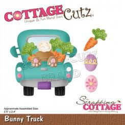 Bunny Truck dies, CottageCutz