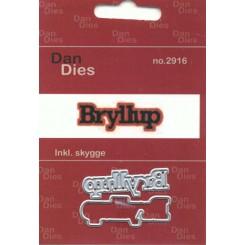 Bryllup dies + skygge dies