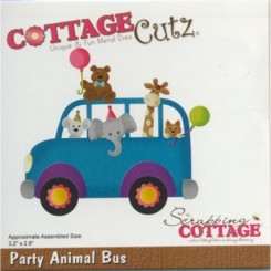 Party animal bus dies, CottageCutz