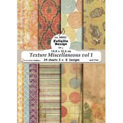 Texture Miscellaneous Vol 1 paper