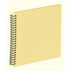 Scrapbook Gul 50 sider i sort