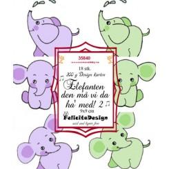 Elefanten den må vi da ha´med 2