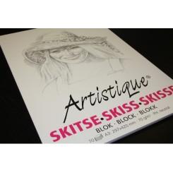 Artistique skitse blok 70 sider