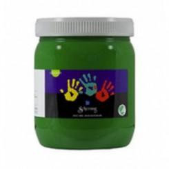 Schjerning fingermaling Grøn 500 ml