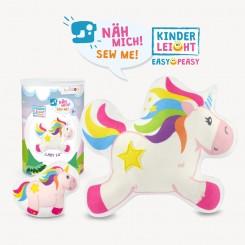 Kullaloo Unicorn kramme pude.
