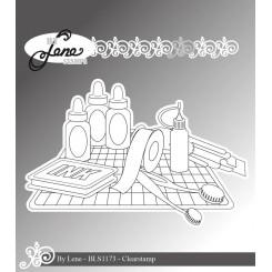 Craft tools stempel sæt, By Lene
