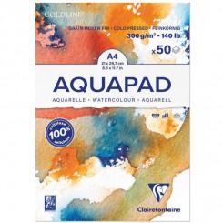 Goldline Aquapad A4 x 300 g x 50 ark