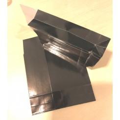 Gavepose Sort 10 x 16 x 4 cm x 10 stk