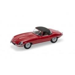 Airfix Jaguar E modelbygge sæt