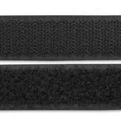 Velcro til påsygning sort