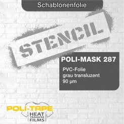 Stencil materiale 100 x 30,5 cm