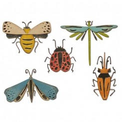 Funky Insects die, Tim Holtz