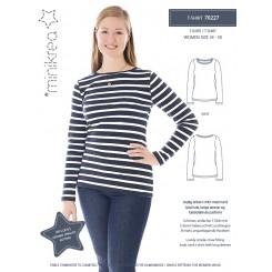 Minikrea Dame T-shirt 70227