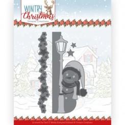 Peek a Boo snowman dies, Yvonne C