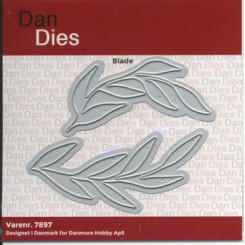 Blade dies 7897 Dan dies