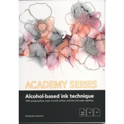Alcohol based ink paper 220 g x 30 ark
