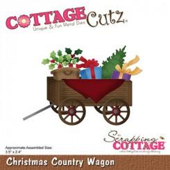 Christmas Country Wagon CC-912