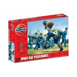 WWII Raf personnel