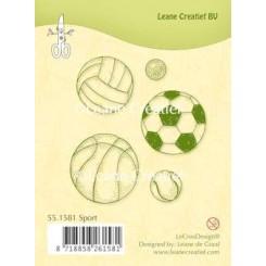 Fodbolde Stempel Leane