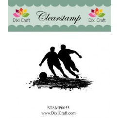 Fodbolde Stempel Dixi Craft