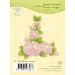 Flower Combi  Stempel, Leane  C