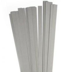 10 mm Grå strimler 60 stk
