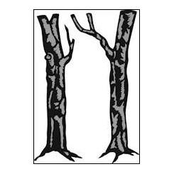 Træstammer dies, CR1338