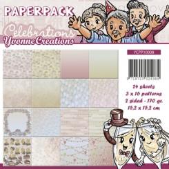 Paperblock Celebrations, Yvonne D