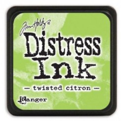 Distress InkTwisted Citron