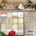 Oud Hollands paperblock, Amy Design