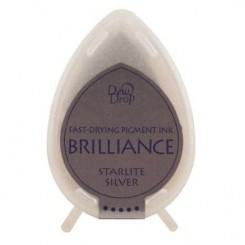 Brilliance ink Starlite Silver
