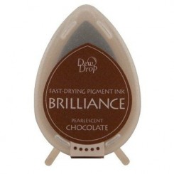 Brilliance ink Pearlcent Chocolate