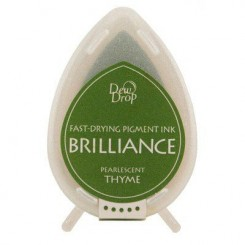 Brilliance ink Pearlcent Thyme