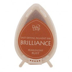 Brilliance ink Pearlcent Rust