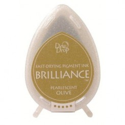 Brilliance ink Pearlescent Olive