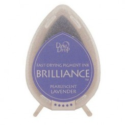 Brilliance ink Pearlescent Lavender