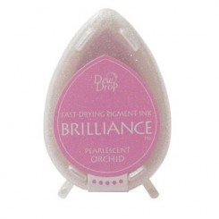 Brilliance ink Pearlescent Orchid