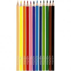 Colortime farveblyanter 3mm