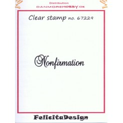 Nonfirmation Stempel 67229