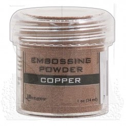 Embossing pulver Copper Ranger