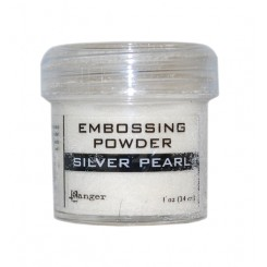 Embossing Silver Pearl Ranger