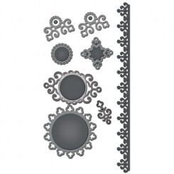 Ironwork Accents, S5-058