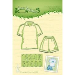Sportswear / fodbold tøj, Leane Creatief