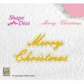Merry Christmas dies, Nellie Snellen