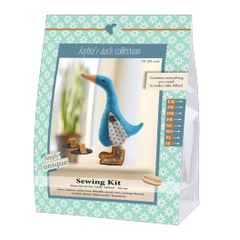 Lille Alfred 20 cm Sewing kit And