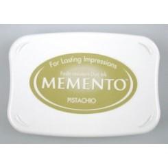 Pistachio Memento ink