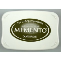 Olive Grove Memento ink